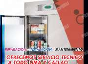 Reparaciones técnicos de refrigeración 998766083  barranco