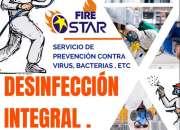 Desinfeccion contra virus lince, breña y jesus maria