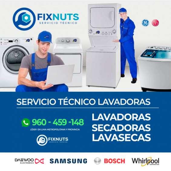 Servicio tecnico exclusivo a domicilio secadoras surco