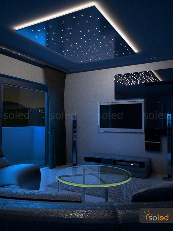 Drywall techos diseños