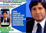 Miranda abogados lima norte | alberto miranda abogado tv