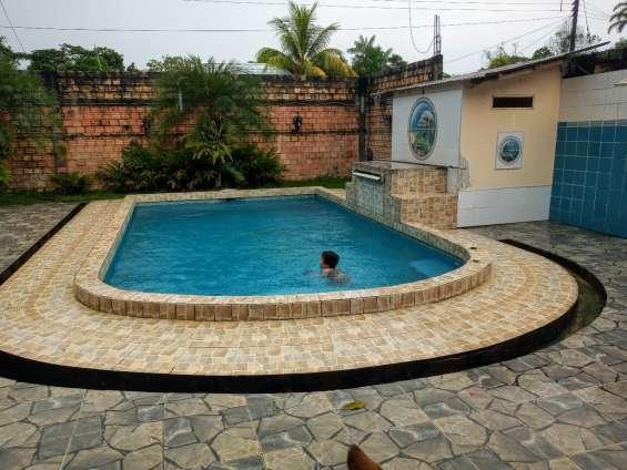 Alquilo mini department de estreno con piscina