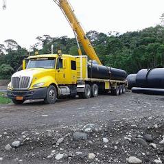 Transporte de carga pesada