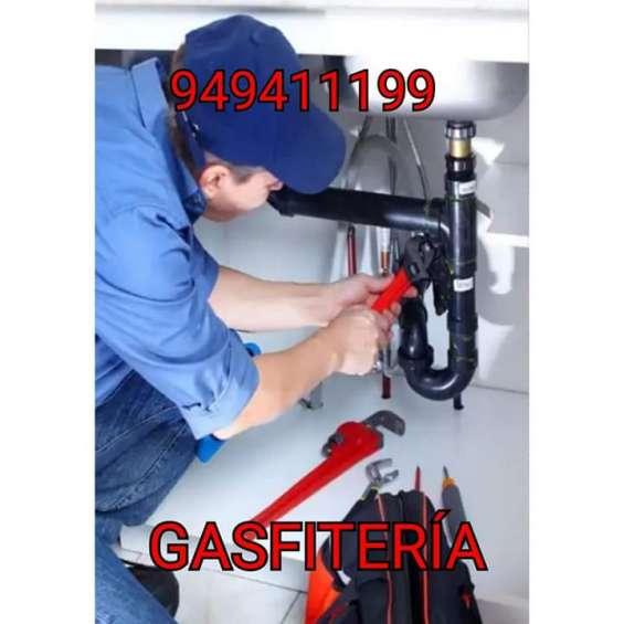 Gasfiteria en general