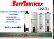 Servicio técnico AUTORIZADAO DE TERMAS CALOREX EN LIMA