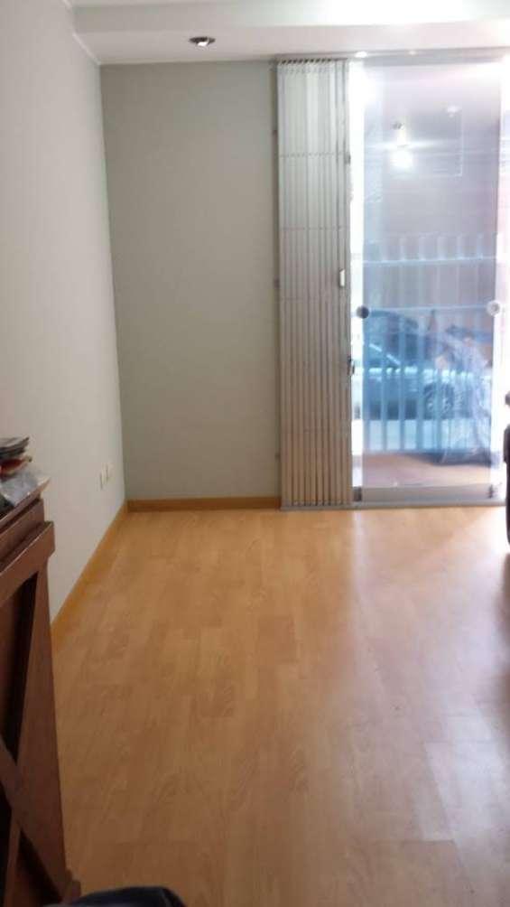 Ocacion mini departamento en 1 piso en venta san miguel