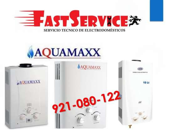 Reparacion de termas aquamaxx /lima 921080122 surco