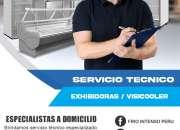 SERVICIO DE EXHIBIDORAS CON GARANTIA*996671709